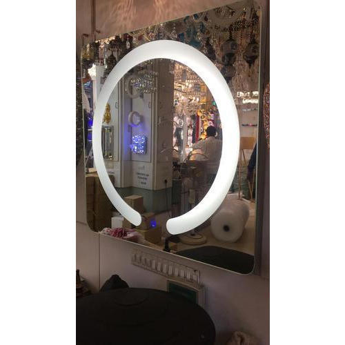 LED Sensor Mirror Light