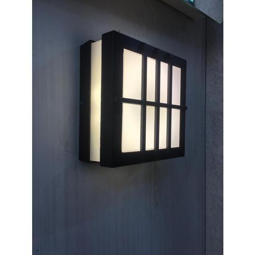 Rectangular Outdoor Light