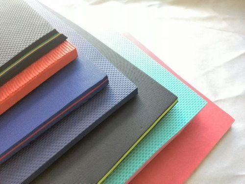 Colored Rubber Sheet