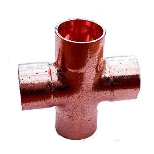 Copper Cross Tee