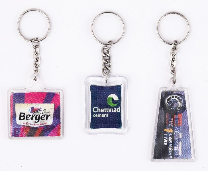 3D Photo Keychains