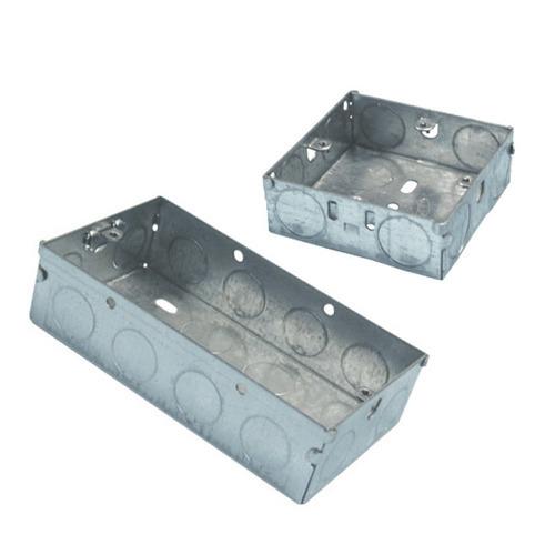 Galvanized Iron Junction Boxes