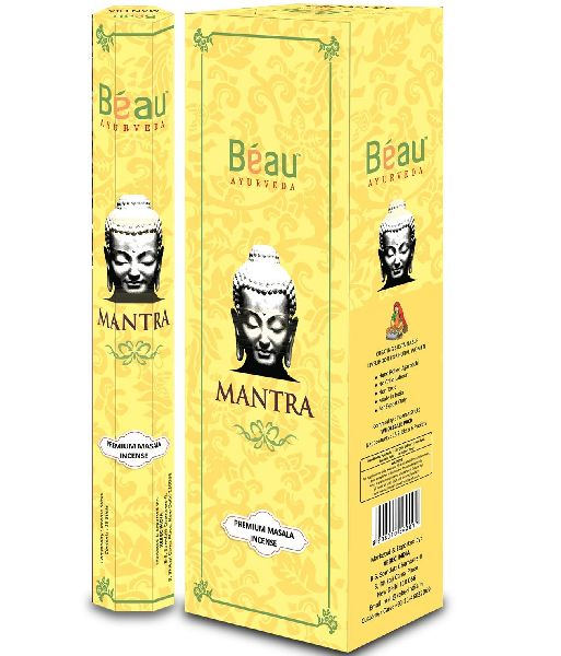 Mantra masala incense