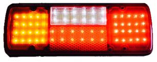 4217A Back Tail Light