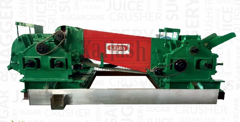Jumbo Heavy-King Size Double Mill with Planetary Gear Box