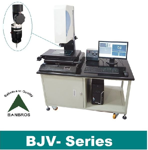 BJV-Series Manual Video Measuring Machine