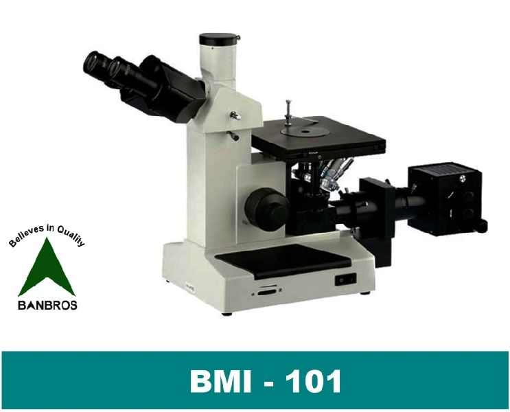 BMI-101A Metallurgical Microscope