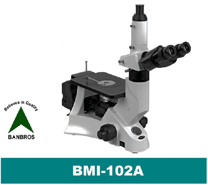 BMI-102A Metallurgical Microscope