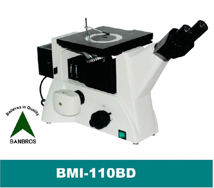 BMI-110BD Metallurgical Microscope