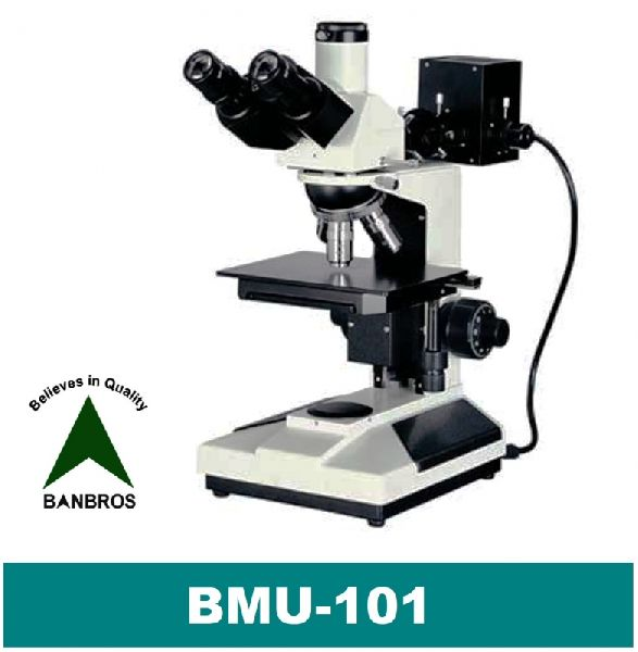 BMU-101 Metallurgical Microscope