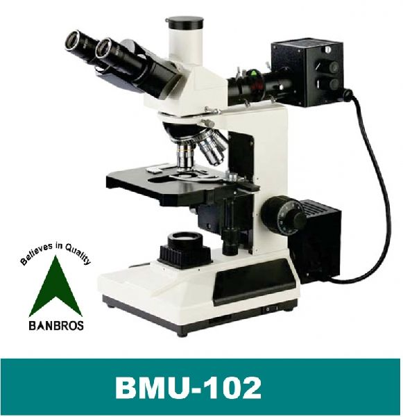BMU-102 Metallurgical Microscope