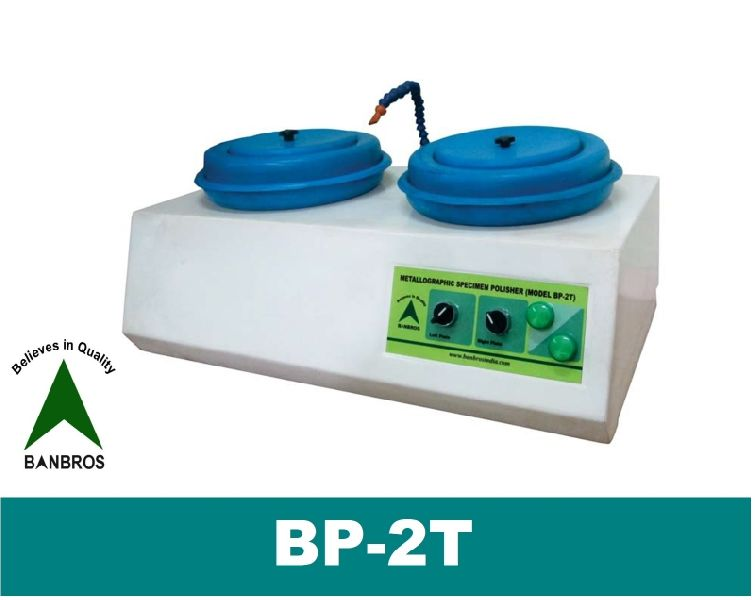 BP-2G Grinding & Polishing Machine