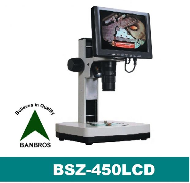 BSZ-450LCD Stereo Zoom Microscope