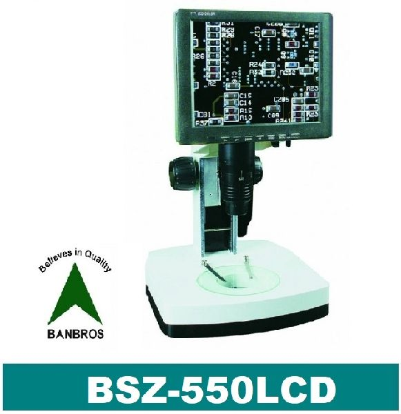 BSZ-550LCD Stereo Zoom Microscope