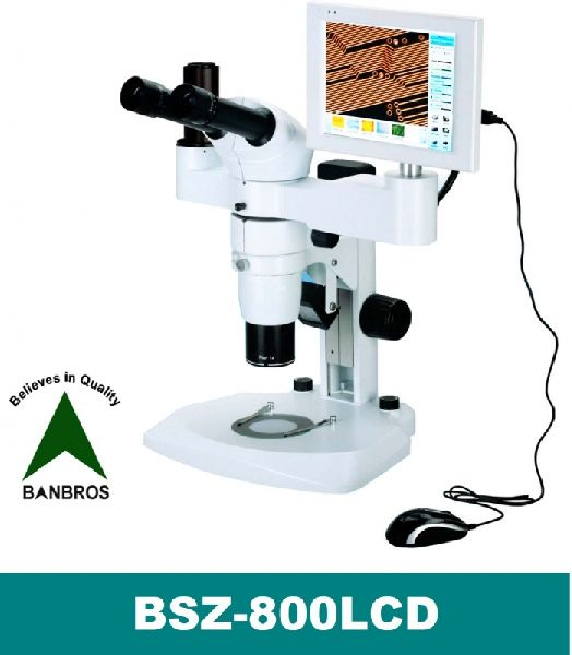 BSZ-800LCD Stereo Zoom Microscope