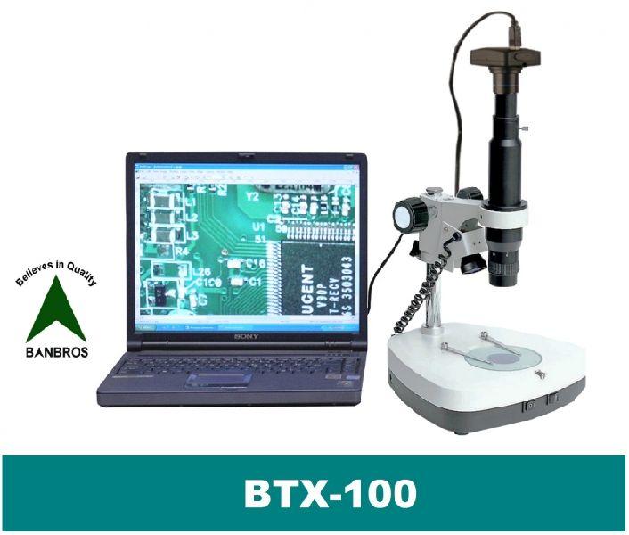 BTX-100 Stereo Zoom Microscope