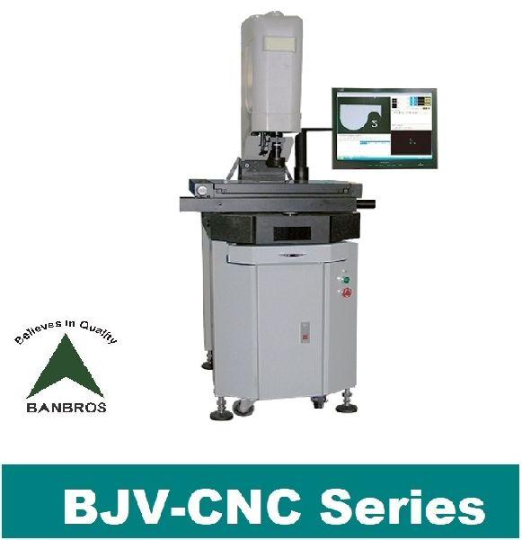 High Precision CNC Video Measuring Machine