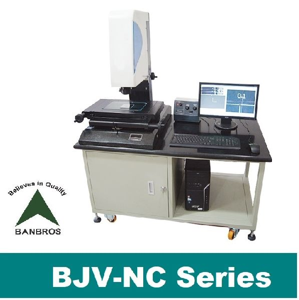 Numeric NC Video Measuring Machine