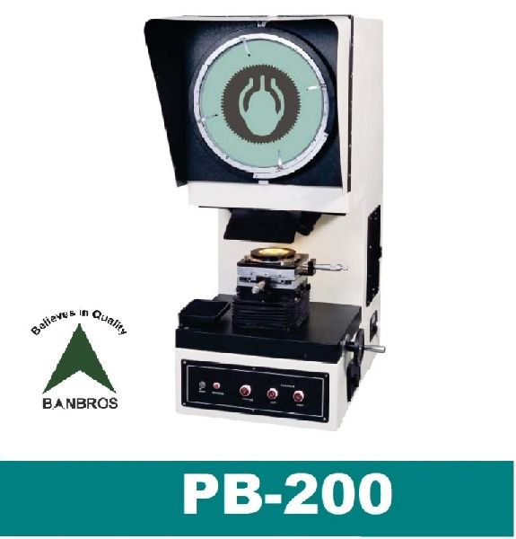 PB-200 Vertical Profile Projector