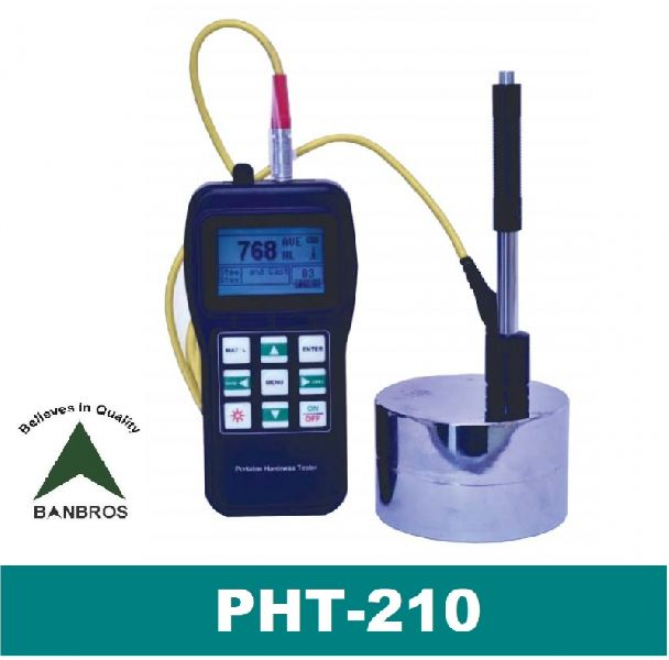 PHT-210 Portable Hardness Tester