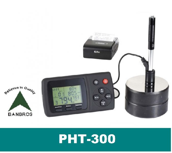 PHT-300 Portable Hardness Tester
