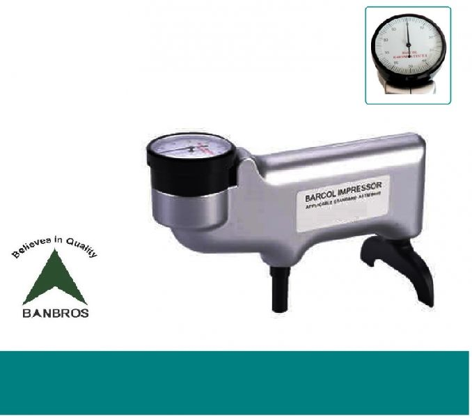 Portable Barcol Hardness Tester