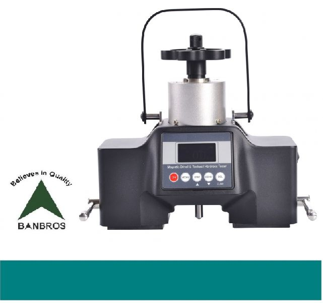 Portable Magnetic Hardness Tester