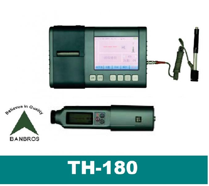 TH-180 Portable Hardness Tester