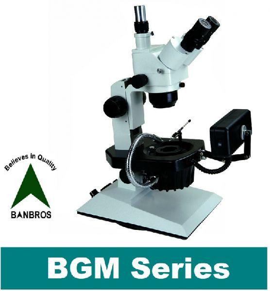Trinocular Jewellery Microscope