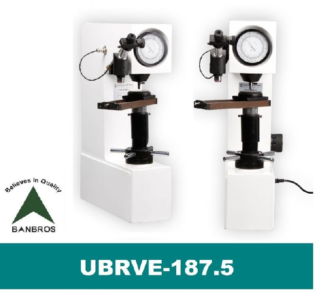 UBRVE-187.5 Universal Bench Top Hardness Tester
