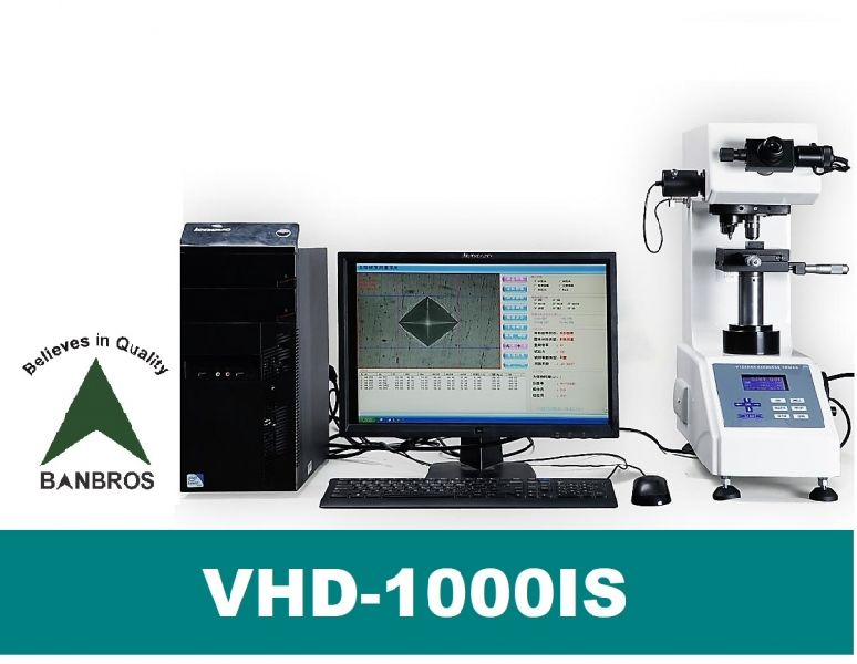 VHD-1000IS Micro Bench Top Hardness Tester