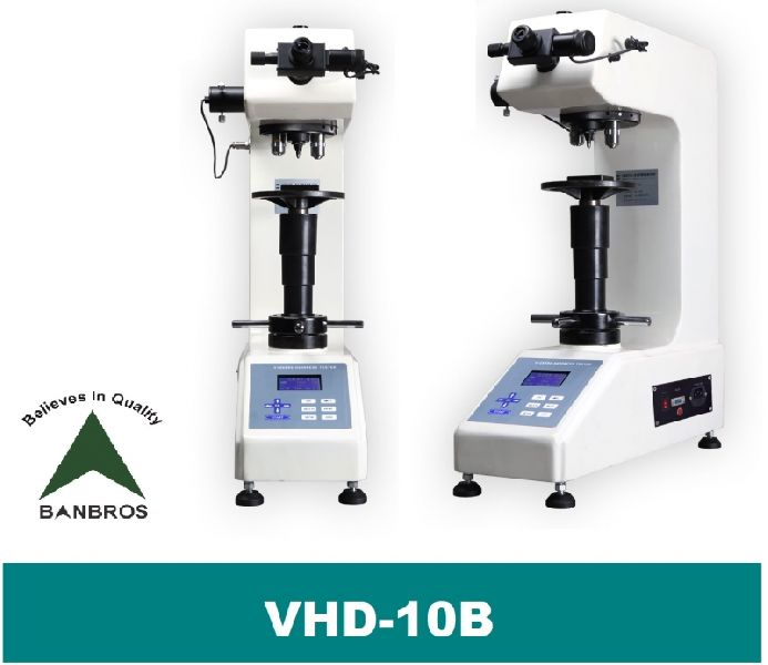 VHD-10B Vickers 10 Kg Bench Top Hardness Tester