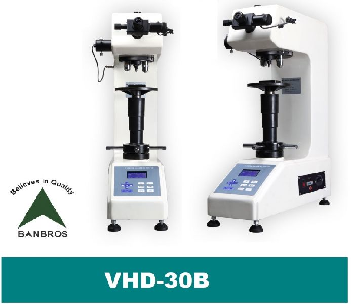 VHD-30B Vickers 30 Kg Bench Top Hardness Tester
