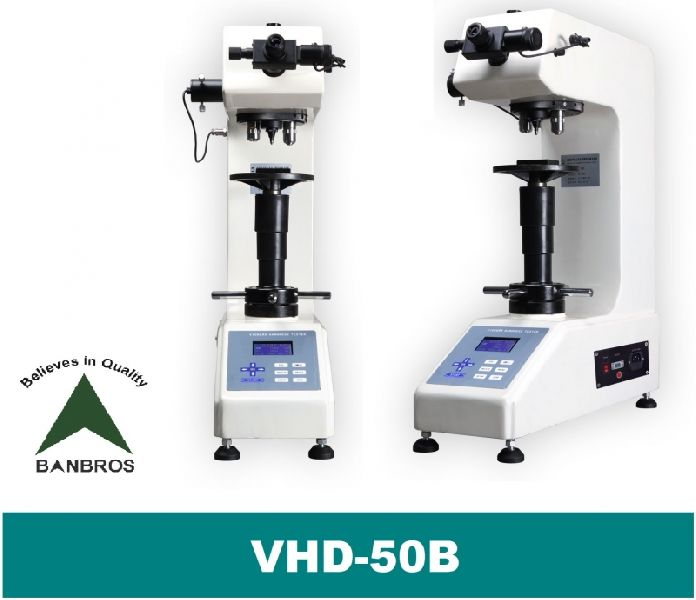 VHD-50B Vickers 50 Kg Bench Top Hardness Tester