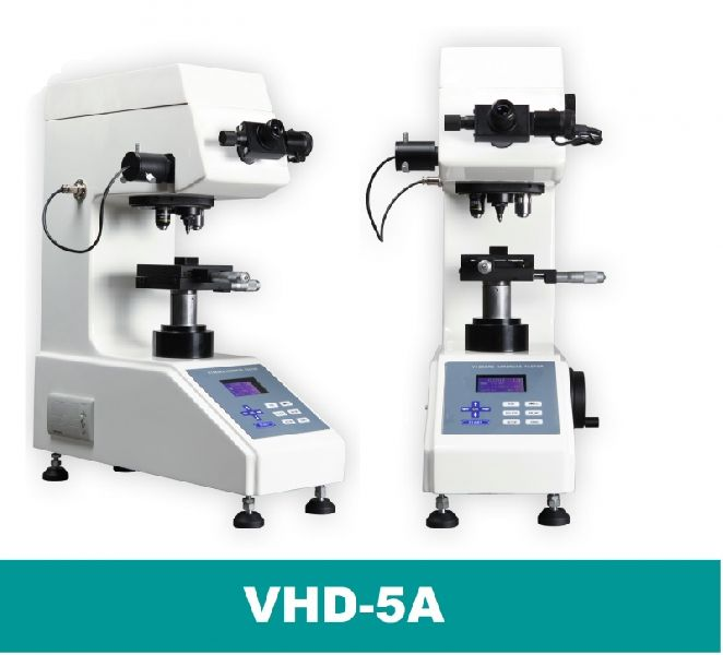 VHD-5A Vickers 5 Kg Bench Top Hardness Tester