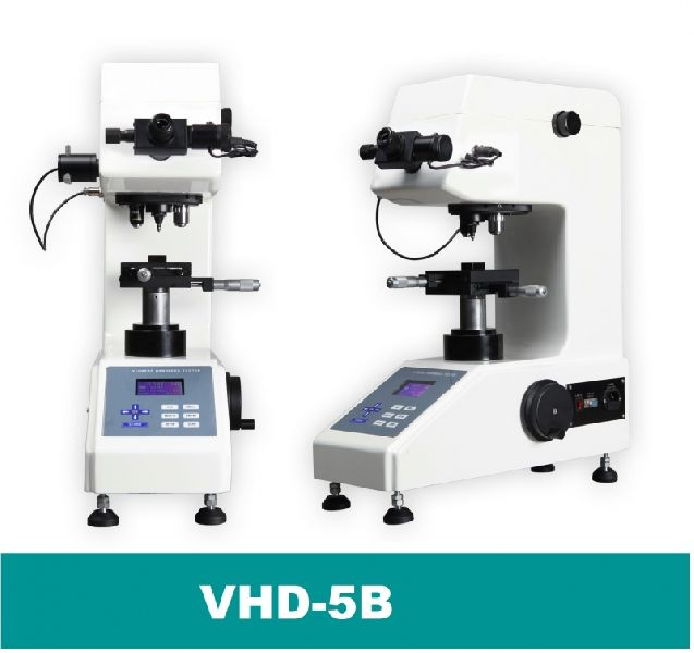 VHD-5B Vickers 5 Kg Bench Top Hardness Tester