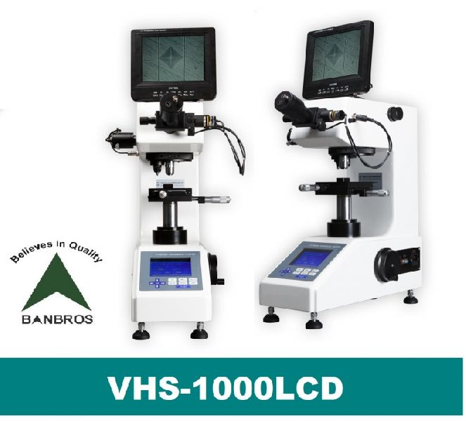VHS-1000LCD Micro Bench Top Hardness Tester