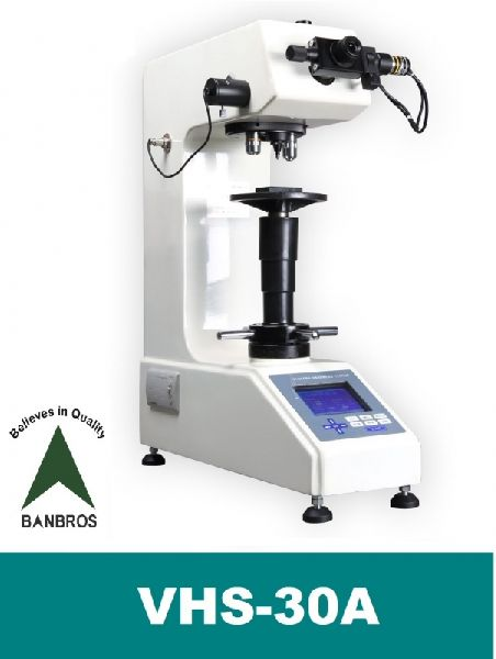 VHS-30A Vickers 30 Kg Bench Top Hardness Tester