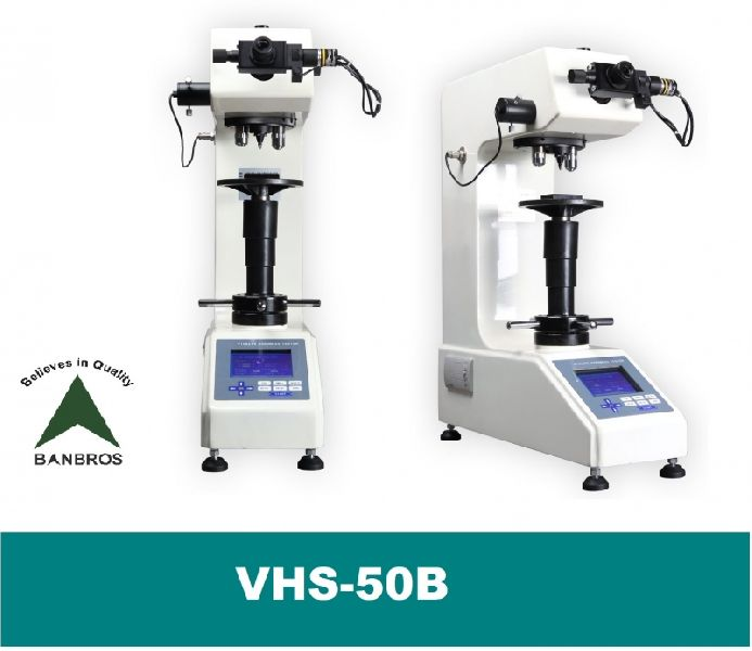VHS-50B Vickers 50 Kg Bench Top Hardness Tester