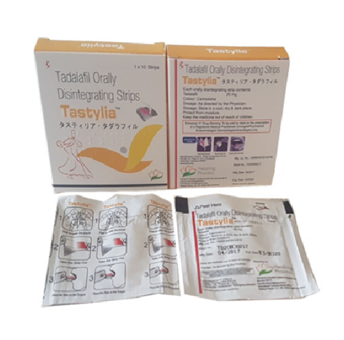 Tastylia Oral Strips 02