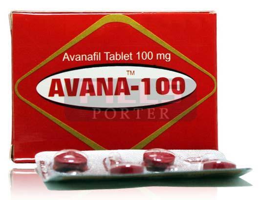 Avana 100 Tablets