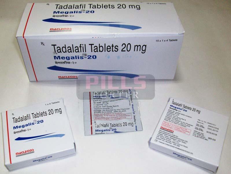 Megalis 20 Tablets