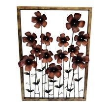 Designer Wall Flower Frame