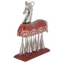 Iron Wood Horse Bells