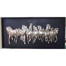 LED Horse Wall Frame