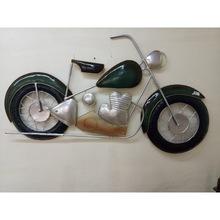 Motor Bike Wall Frame