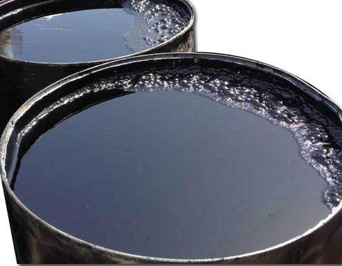 Crude Bitumen Oil