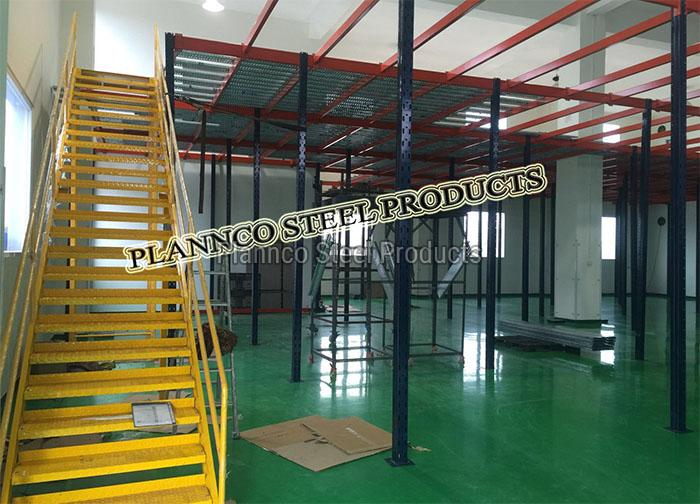 Double Decker Mezzanine Floor 04