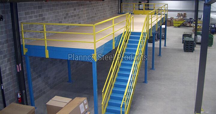 Modular Mezzanine Floors 01