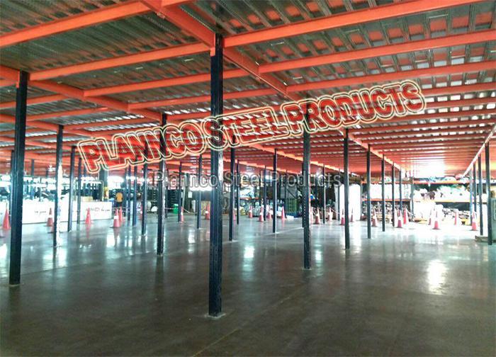 Modular Mezzanine Floors 02